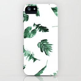 Tropical Twist iPhone Case