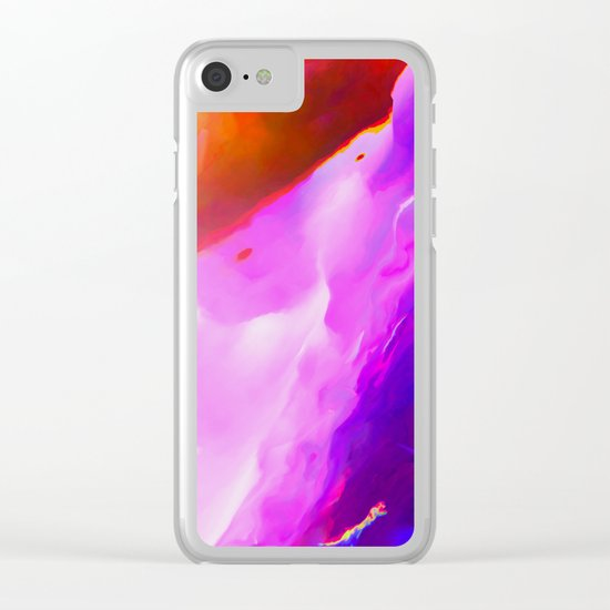 Gamas Clear iPhone Case