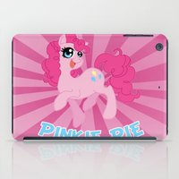 mlp iPad Cases featuring MLP FiM: Pinkie Pie by Yiji