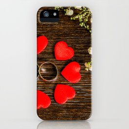 Entwined. iPhone Case