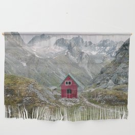 Mint Hut Wall Hanging