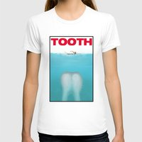 tooth T-shirts featuring tooth by tama-durden