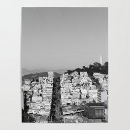 San Francisco XVII Poster