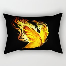 BurnOut Rectangular Pillow