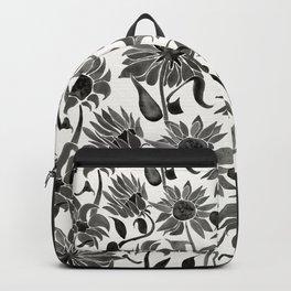 Sunflowers – Black Palette Backpack