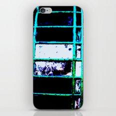 Wreck iPhone & iPod Skin