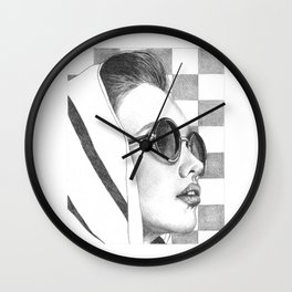 What's Money, Honey Wall Clock