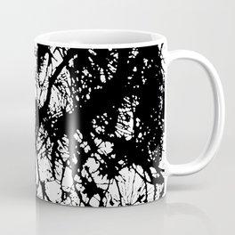 Light through the branches Coffee Mug