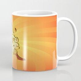 Sternzeichen Löwe Coffee Mug