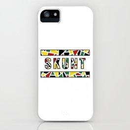 Guyana | Skunt Abstract iPhone Case