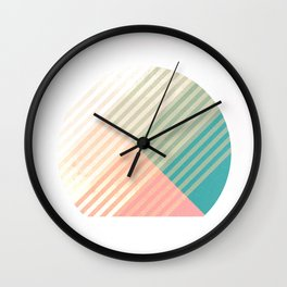 You don't have to say anything at all II Wall Clock