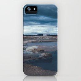 Hverir II iPhone Case