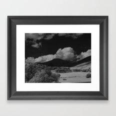 The Hills, 01 Framed Art Print