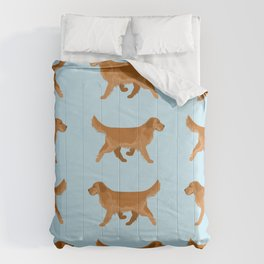 Golden Retriever Love Comforters