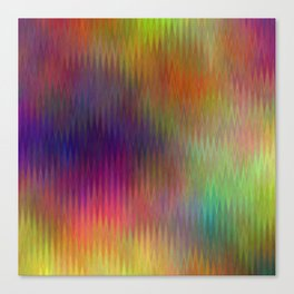 Color Good Vibrations Canvas Print