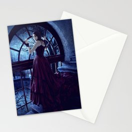 Shadows of the Night Stationery Cards