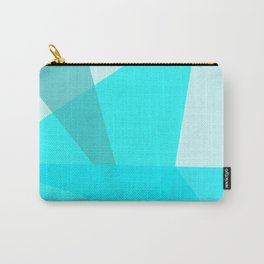 Triangles No26 Carry-All Pouch