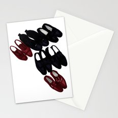Keep Steppin' Stationery Cards