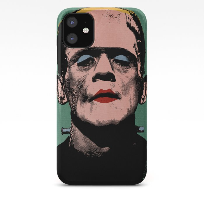 The Fabulous Frankenstein's Monster iPhone Case
