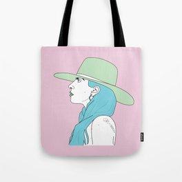 Gagabright Tote Bag