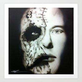 'Nameless' Art Print