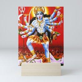 Hindu Kali 15 Mini Art Print