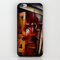 portal iPhone & iPod Skins featuring portal by sewec