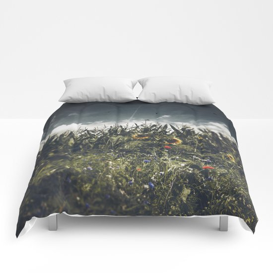eternal summer Comforters