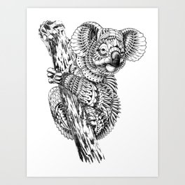 Animal Mandala Art Prints Society6