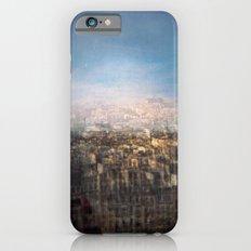 Paris Multiple Exposure  iPhone 6s Slim Case