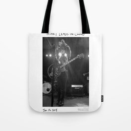 Birds in the Boneyard, Print 14: Mikey Leads the Crowd Tote Bag