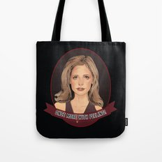 Buffy Summers - Once More with Feeling Tote Bag