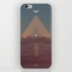 Lost Astronaut Series #01 - Enter the Void iPhone & iPod Skin