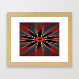 Extracts from Hallucinogenic Energy Framed Art Print