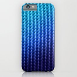 Halloween Ice Dragon Scale Mail Armor Costume iPhone Case