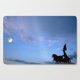 Sky chariot Cutting Board