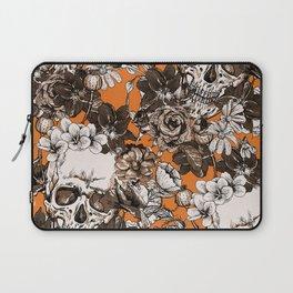 SKULLS 2 HALLOWEEN Laptop Sleeve