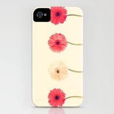 Technicolour Flowers  iPhone (4, 4s) Slim Case