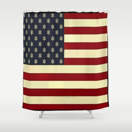 UNITED  - 040 Shower Curtain