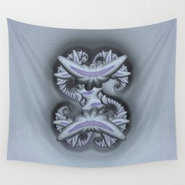 Rock face Wall Tapestry