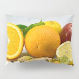 Vitamins Pillow Sham