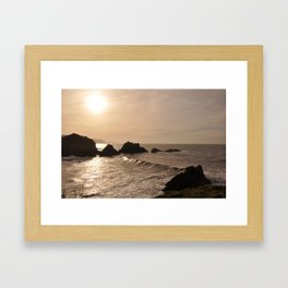 Harland Devon Framed Art Print