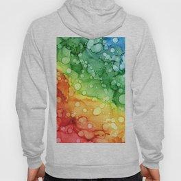 Rainbow Mist Hoody