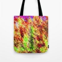 thanksgiving Tote Bags featuring Thanksgiving by Megan Spencer