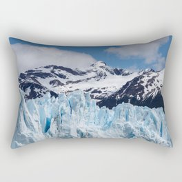 Perito Moreno Argentina  Rectangular Pillow