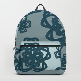 Blue Dianne Madalas Backpack