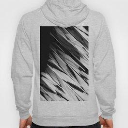 Abstract Pattern B&W1 Hoody