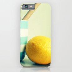 Lemon Slim Case iPhone 6s