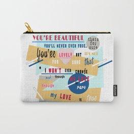 nelly furtado I'm like a bird lyrics Carry-All Pouch
