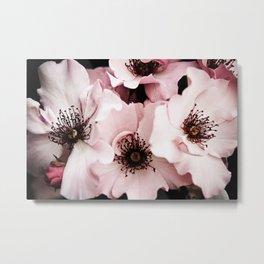 Dainty Bess Roses #1 Metal Print